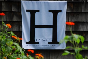 Harwick Architectural Hardware Flag