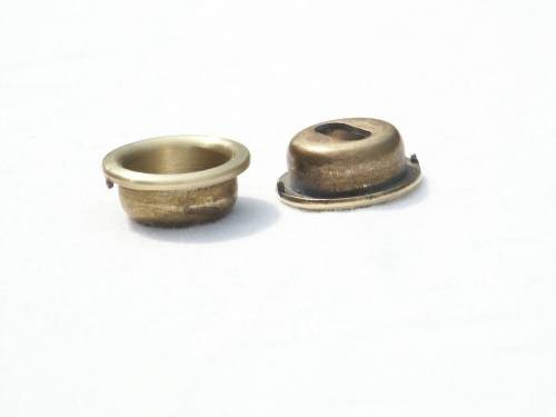 Brass Sash Stop Adjuster